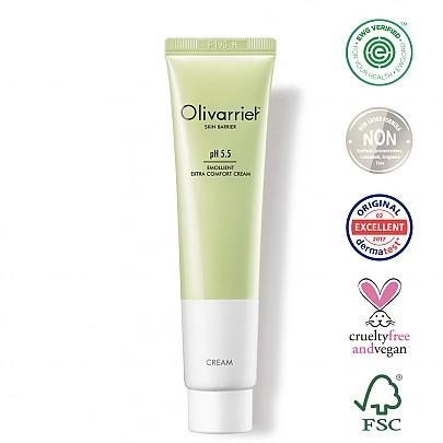 [Olivarrier]  Emollient Extra Comfort Cream