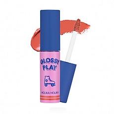 [Holika Holika] Lipconic tinte labial Magma #09 (Sand Apricot) - Glossy Play Edition