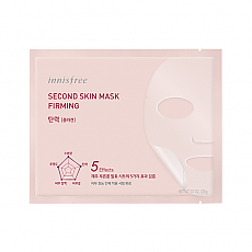 [Innisfree] Second Skin Mask Firming