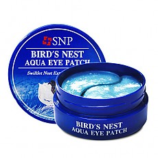 [SNP] Bird's Nest Aqua Eye Patch