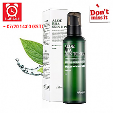 [Benton] *Time Deal*  Aloe BHA Skin Toner 200ml (Skin Soothing, Exfoliation, Pore Control)