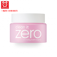[Banila co] *Time Deal*  Clean It Zero Bálsamo desmaquillante Original 100ml