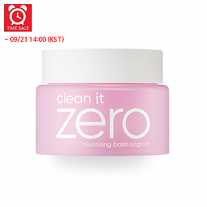 [Banila co] *Time Deal*  Clean It Zero Cleansing Balm Original 100ml