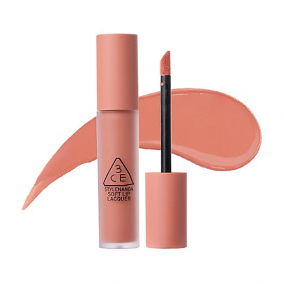 [3CE] Soft Lip Lacquer (Neutral Avenue)