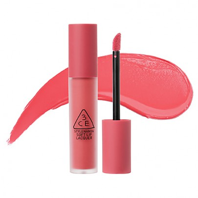 [3CE] Soft Lip Lacquer (Shawty)