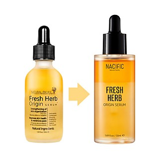 [Natural Pacific(Nacific)] *Renewal* Fresh Herb Origin Serum