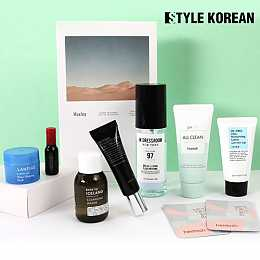 [StyleKorean] K-Beauty Box #01