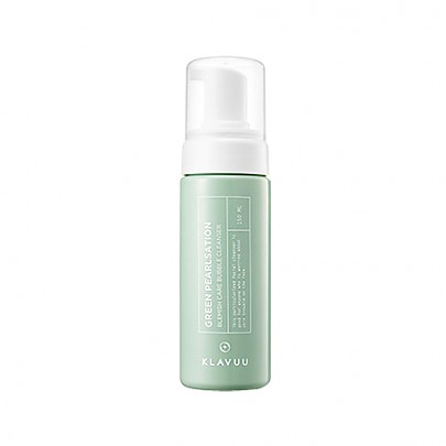 [Klavuu] Green Pearlsation Blemish Care limpiador facial 150ml