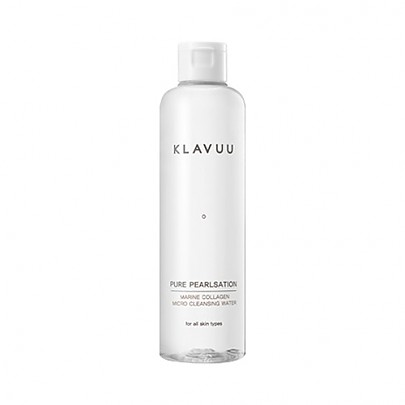 [Klavuu] Pure Pearlsation Marine Collagen Micro Cleansing Water 250ml