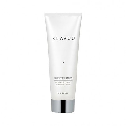 [Klavuu] Pure Pearlsation Revitalizing Facial Espuma limpiadora 130ml