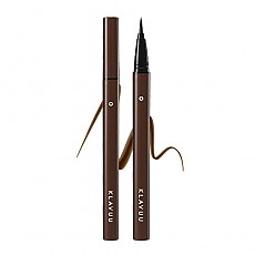 [Klavuu] Urban Pearlsation Easy Liquid brocha Liner (Ink Brown)