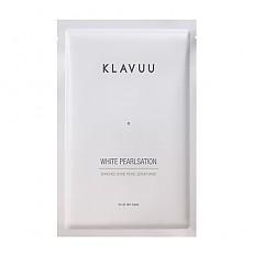 [Klavuu] White Pearlsation Enriched Divine Pearl Serum mascarilla 1ea