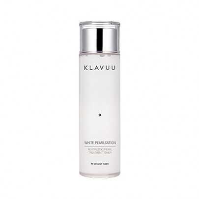 [Klavuu] White Pearlsation Revitalizing Pearl Treatment tónico 140ml