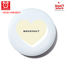 [16 Brand] *Time Deal*  Mochi Pact - Contour #ML01 (Peach Light)
