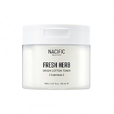 [Nacific] Fresh Herb Origin Cotton Toner 150ml (Calendula)