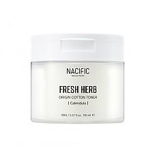 [Nacific] Fresh Herb Origin Cotton tónico 150ml (Calendula)