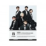 [Avajar] Perfect V Lifting Premium Black mascarilla (Super Junior Edition) 1hoja