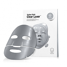 [Dr.jart] Rubber mascarilla Clear Lover