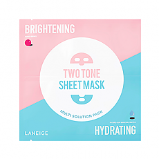 [Laneige] Two Tone Sheet Mask (Brightening & Hydrating)