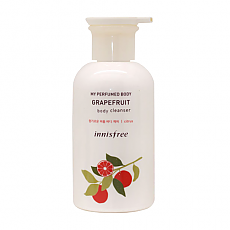 [Innisfree] My Perfumed Body Body Cleanser (Grapefruit) 330ml