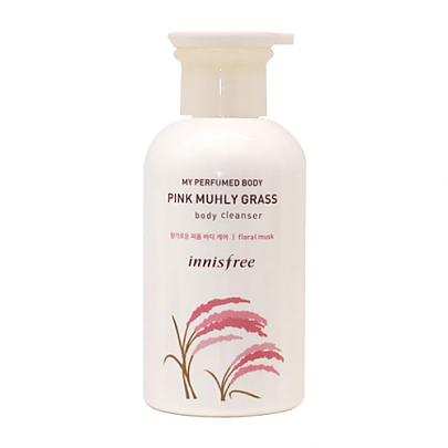 [Innisfree] My Perfumed Body Body Cleanser (Pink Muhly) 330ml
