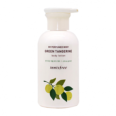 [Innisfree] My Perfumed Body Body Lotion (Green Tangerine) 330ml