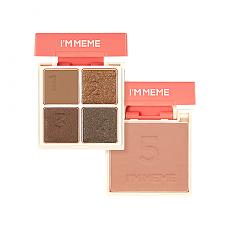 [MEMEBOX] I'M MEME I'm Multi Cube Sombra y Rubor #002 (All About Coral)