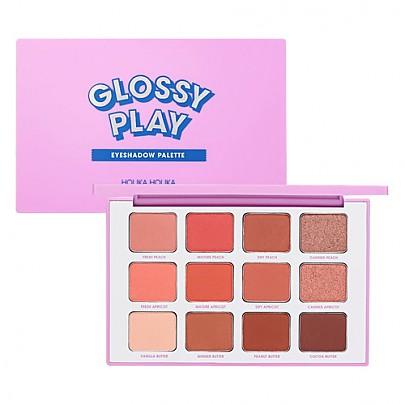 [Holika Holika] Piece Matching 12 Paleta de sombras - Glossy Play Edición