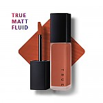 [A'PIEU] True Matt Fluid #OR01 (Burnt Orange)