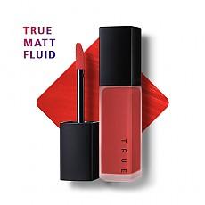 [A'PIEU] True Matt Fluid #RD02 (Amber Red)