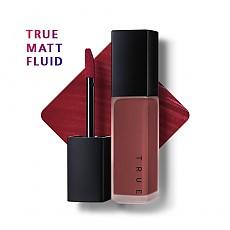 [A'PIEU] True Matt Fluid #RD04 (Red & Night)
