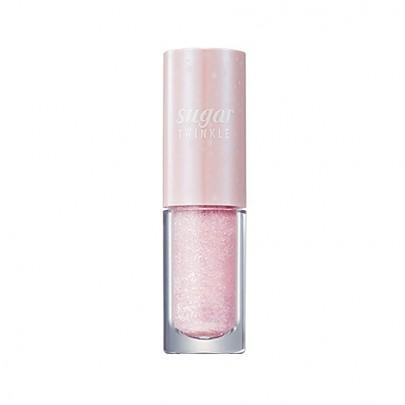 [Peripera] Sugar Twinkle Sombra líquida #01 (Pink Melody)