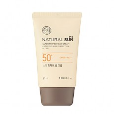 [The face shop] Naturalsun Eco Super Perfect Sunblock 50ml