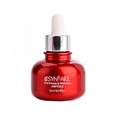 [Secret Key] SYN-AKE Anti Wrinkle & Whitening Ampoule 30ml