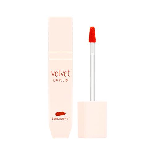 [Missha]  Velvet Lip Fluid tinte labial #RD03 (Serendipity)