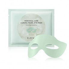 [Klavuu] Personal Care Aurora Pearl Eye mascarilla (Smoothing & Nourishing) 1hoja