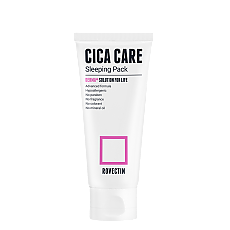 [Rovectin] Cica Care Sleeping Pack 80ml