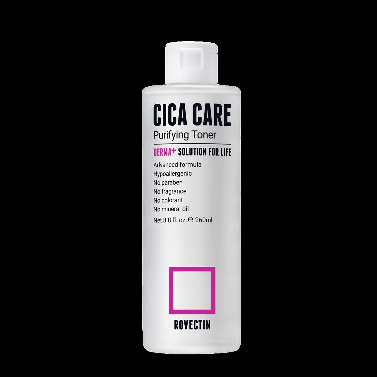 [Rovectin] Cica Care Purifying tónico 260ml