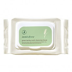 [Innisfree] Green Barley Cleansing Tissue