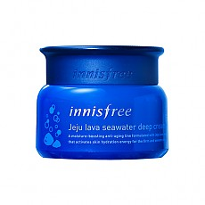 [Innisfree] Jeju Lava Seawater Deep Cream 50ml