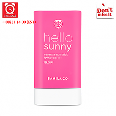 [Banila co] *Time Deal*  Hello Sunny Essence Sun Stick SPF50+ PA++++ (Glow)