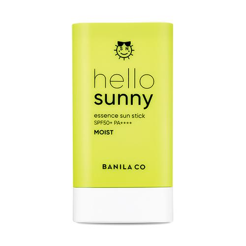 [Banila co] Hello Sunny Essence Sun Stick SPF50+ PA++++ (Moist)