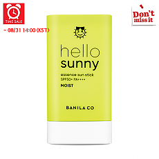 [Banila co] *Time Deal*  Hello Sunny Essence Sun Stick SPF50+ PA++++ (Moist)