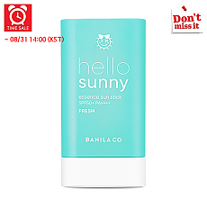 [Banila co] *Time Deal*  Hello Sunny Essence Barra de bloqueador  SPF50+ PA++++ (Fresh)