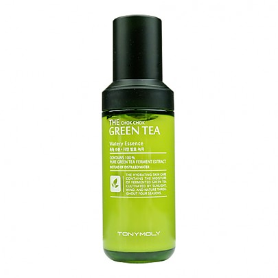 [Tonymoly] The Chok Chok Green Tea Essence 55ml