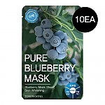 [Tosowoong] Pure Blueberry mascarilla 10pcs