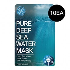 [Tosowoong] Pure Deep Sea Water mascarilla 10pcs