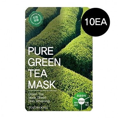 [Tosowoong] Pure Mask 10pcs