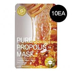[Tosowoong] Pure Propolis mascarilla 10pcs
