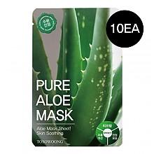 [Tosowoong] Pure Aloe mascarilla 10pcs